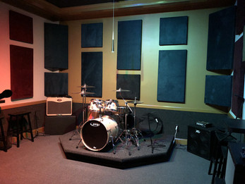 Music Room at Ridenour