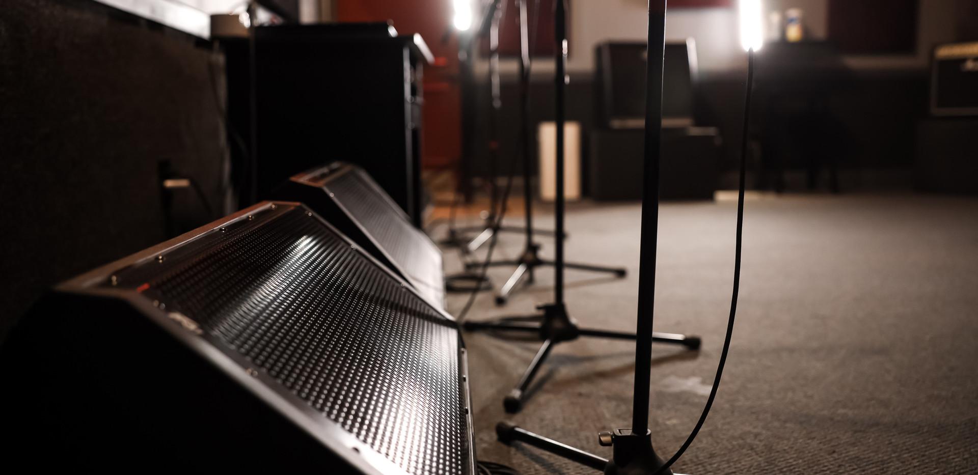 Studio B - Ridenour Rehearsal Studios 20