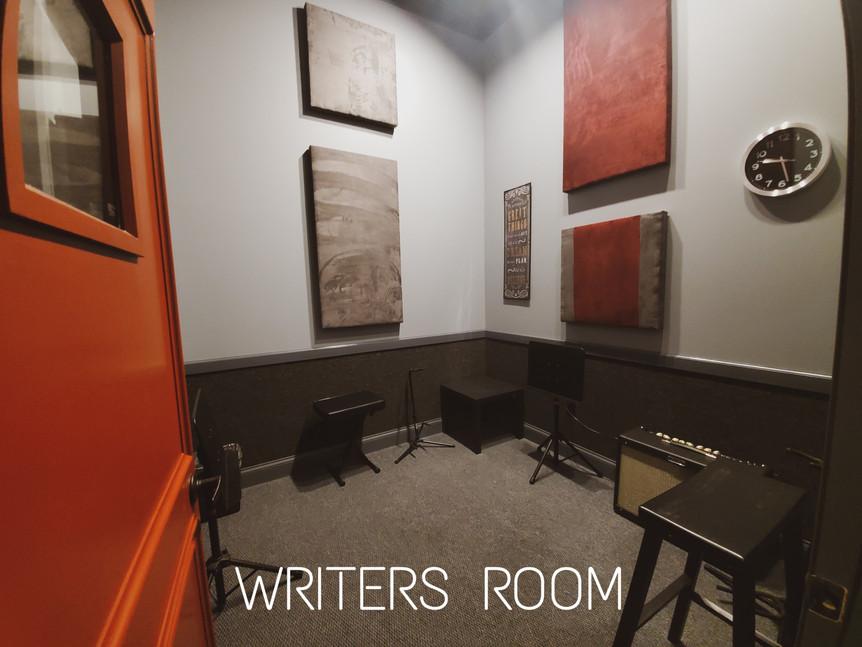 Ridenour Studio Writers Room