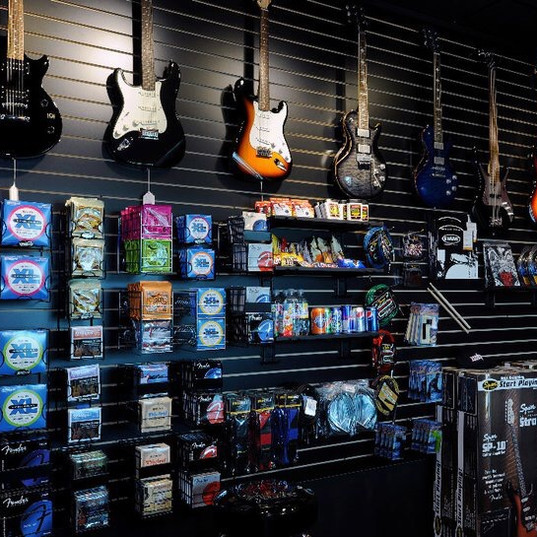 Markee Music Retail Instruments & Accessories