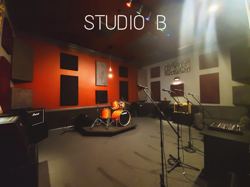 Ridenour Rehearsal Studio B