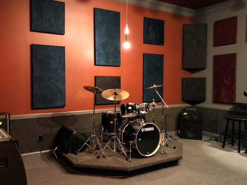 Ridenour Studio Rehearsal Room