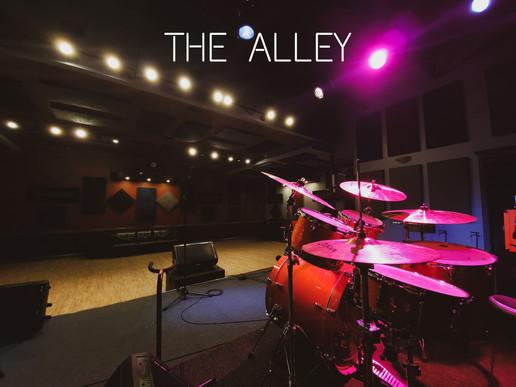 Ridenour Rehearsal Studio The Alley
