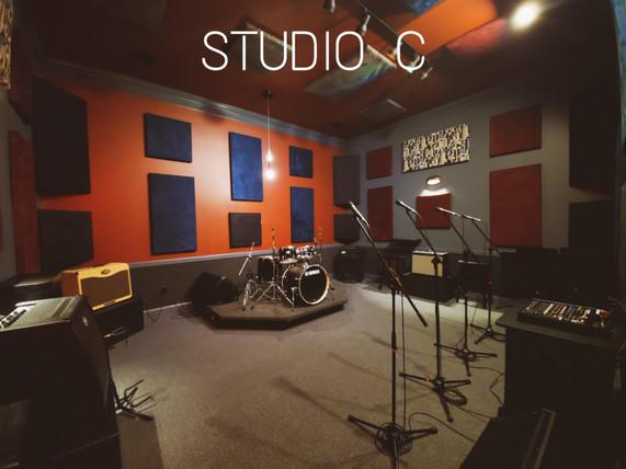 Ridenour Rehearsal Studio C