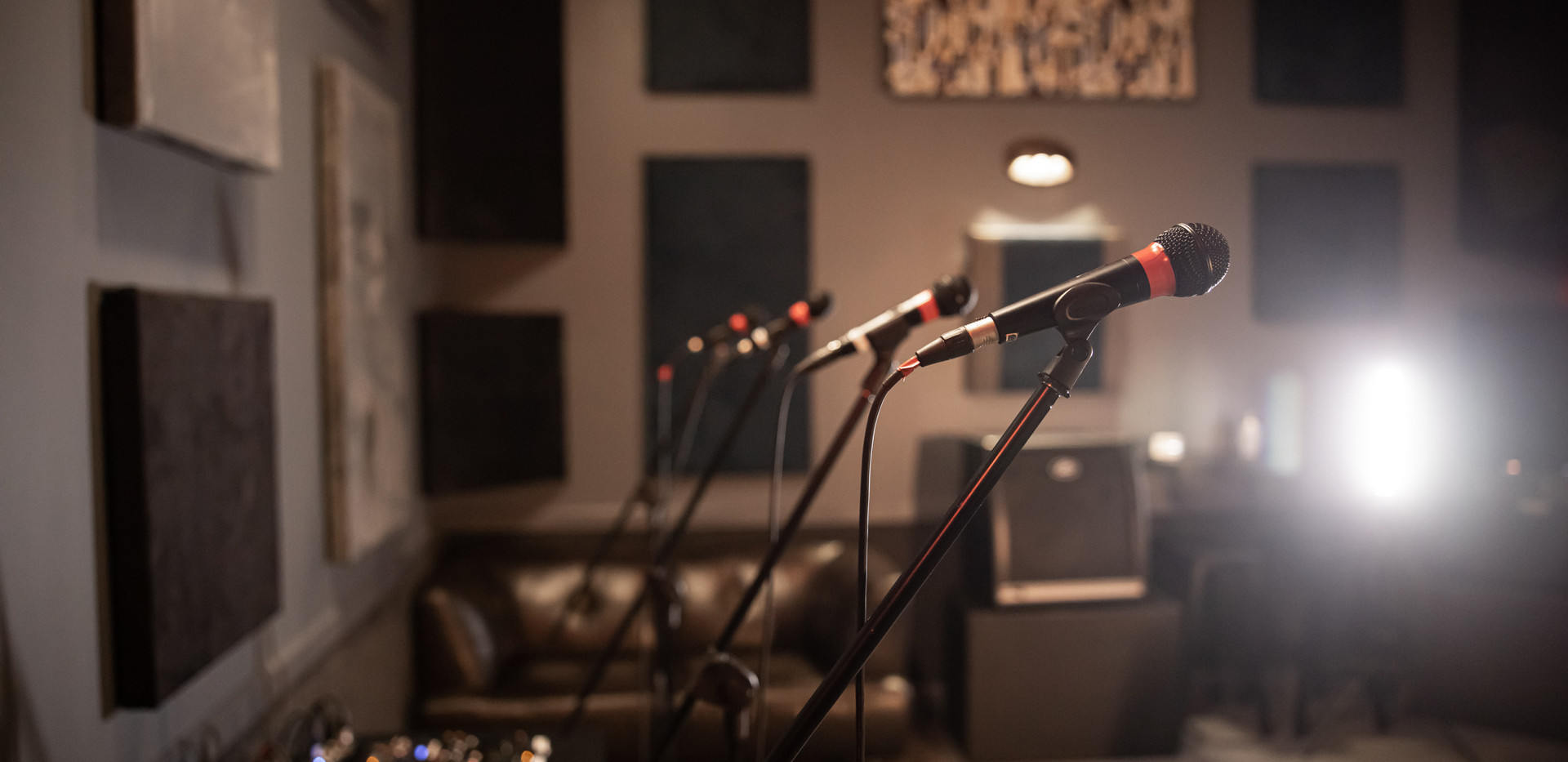 Studio D - Ridenour Rehearsal Studios 20