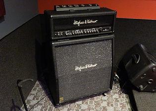 Markee Music Studio E Hughes & Kettner 100W Guitar Rig