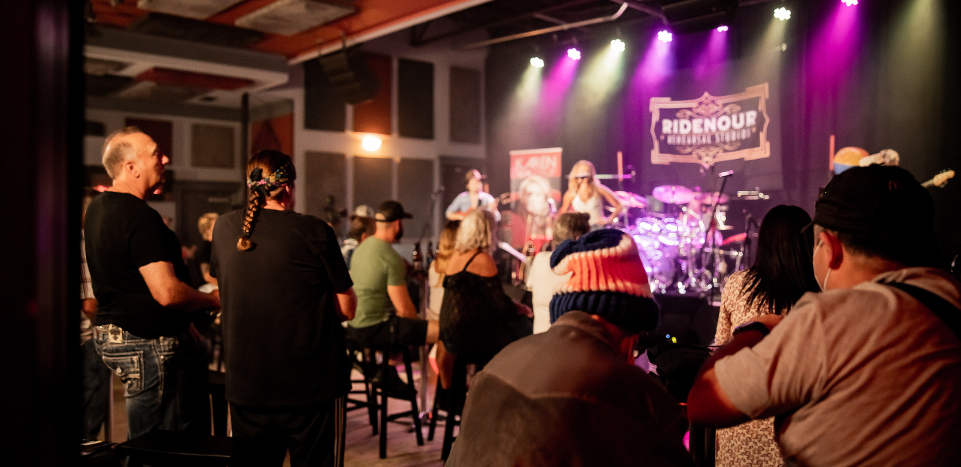 Ridenour Music Live Jam