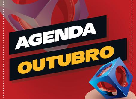 AGENDA DE OUTUBRO SPIN