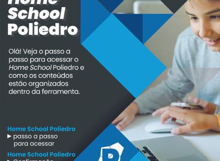 HOME SCHOOL SPIN / POLIEDRO
