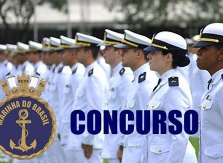 CONCURSO - Inscrições abertas para Aprendiz de Marinheiro.