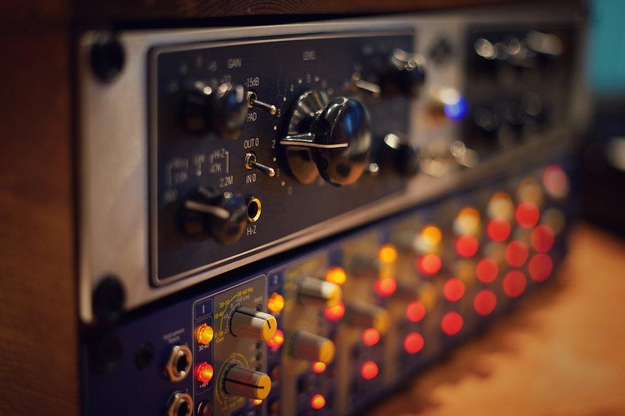 Włada2 - studio&sala _ Studio nagrań w P