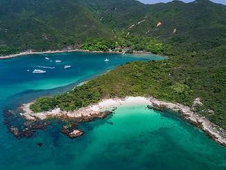Personal Sea Taxi - Nam Fung Wan Bay