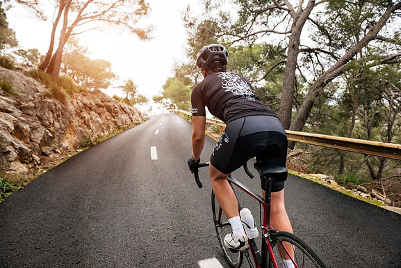 Cycling tour with Wild HK