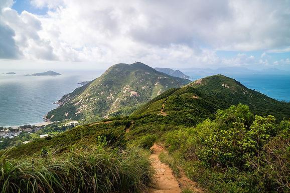 Hiking tour with Wild HK