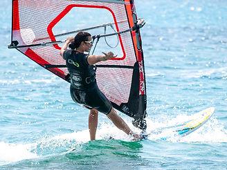 Windsurfing with Windsurfing Club