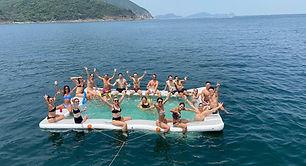 Island Exploration and Wellness Junk