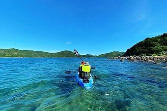 Kayaking with HIWINDLOVER