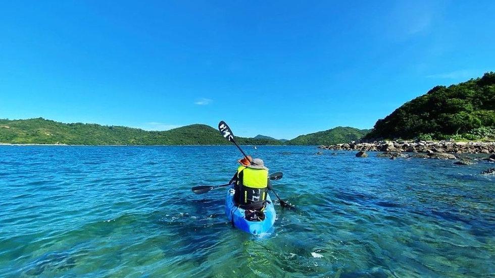 Kayaking and SUP at Stanley