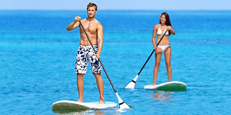 Paddleboard with A Team Edventures