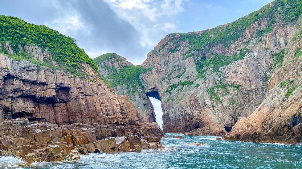 Personal Sea Taxi - Basalt Island