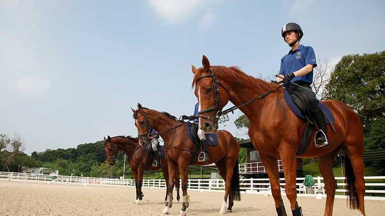 Horse Riding Adventure - Tuen Muen