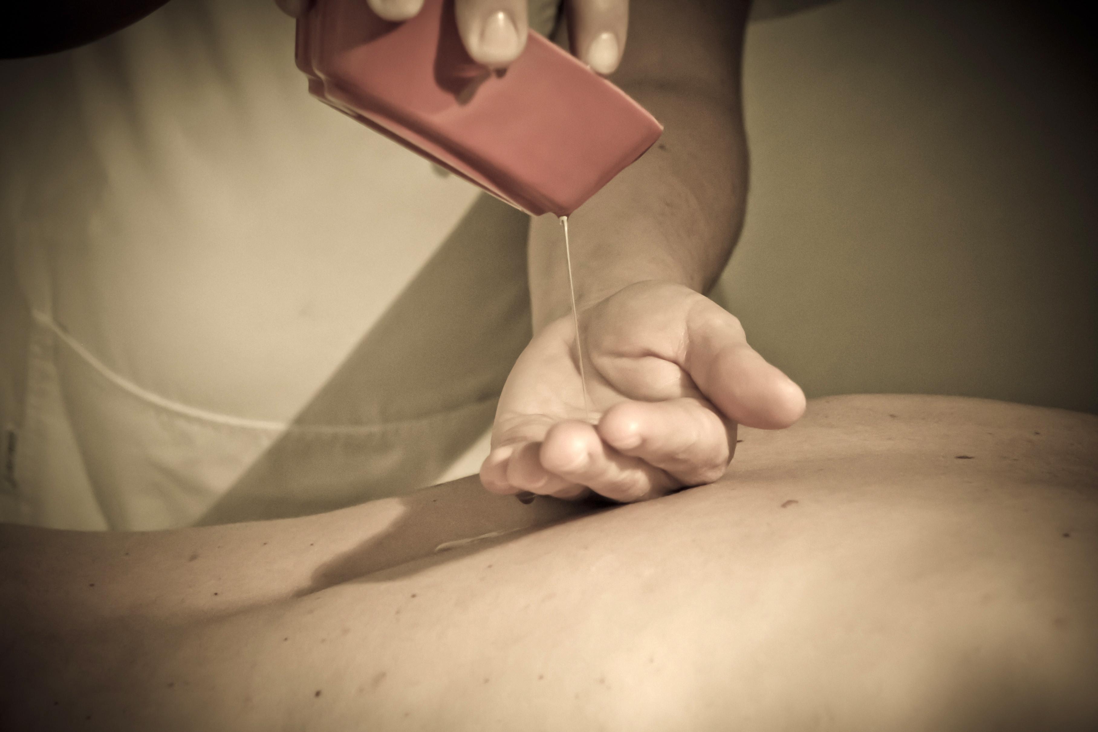 Massaggio olistico relax