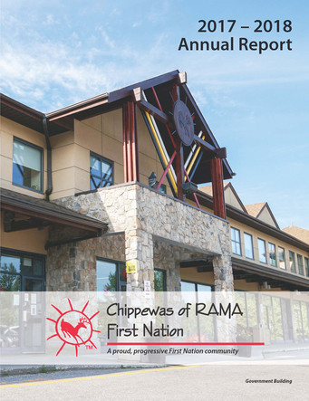 Annual Report for Rama First Nation