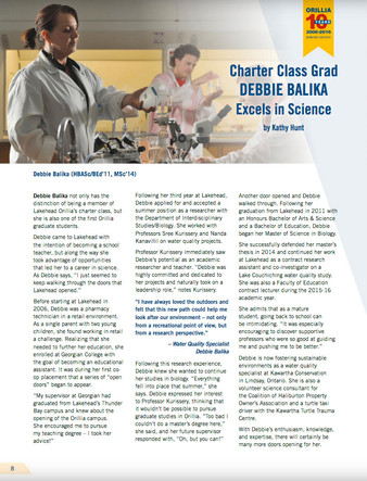 Lakehead Magazine