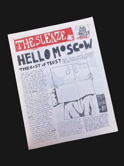 The Daily Sleaze - Cover