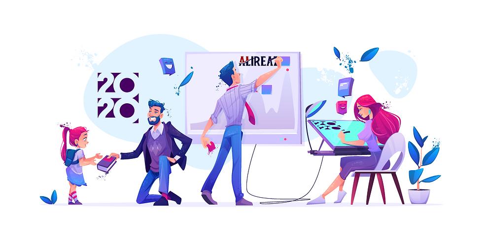 ALIREAZ® Sponsored Event 2020 Edition