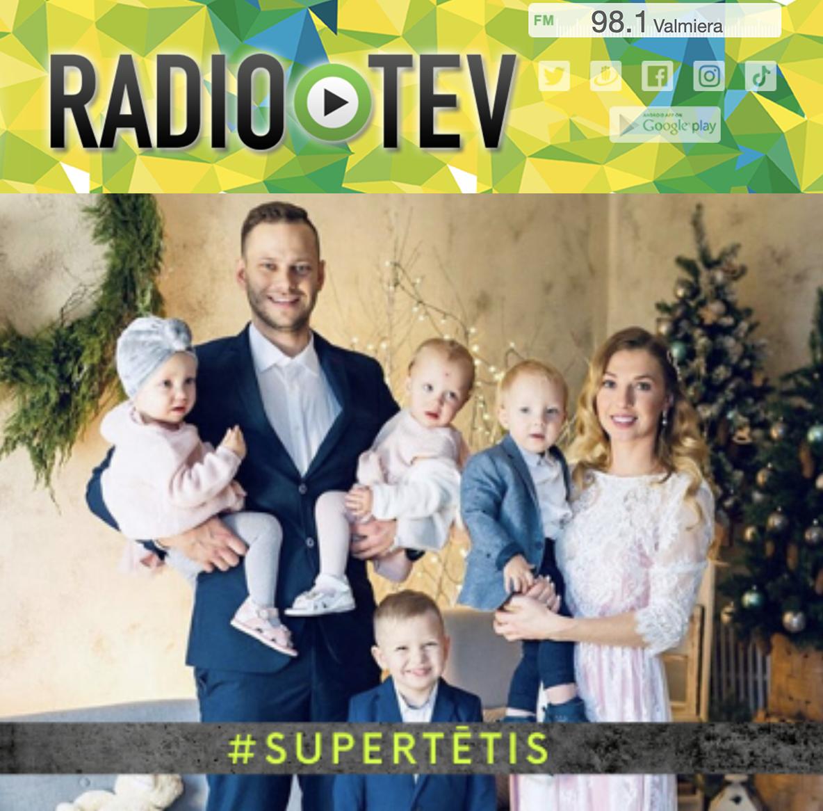 Supertetis ''Radio Tev''