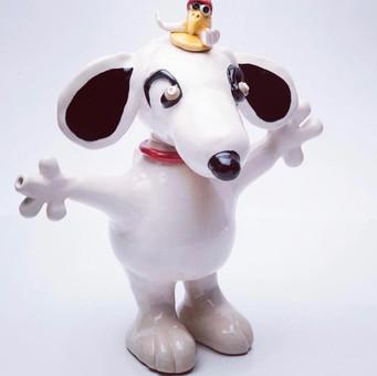 Snoopy Teapot