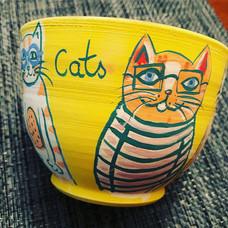 #catsinspecs just for fun #ceramics.jpg