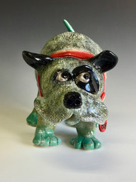 This little guy sold at Ewart Gallery
