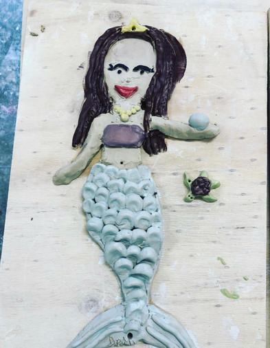 Slab Mermaids