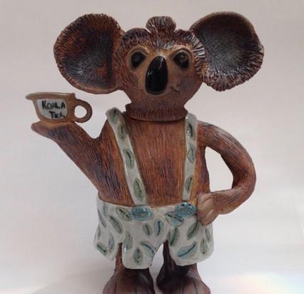 How much can a Koala Bare Teapot 2013