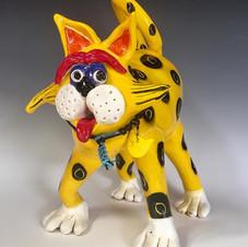Commission:  June the Cat