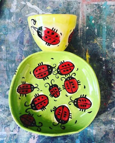 #ladybeetle ladybeetle fly away home. Bu