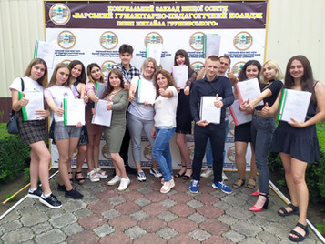 Завершилася навчальна практика у студентів другого курсу спеціальності «Журналістика»