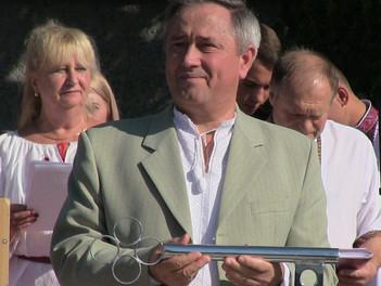 Вітальний адрес Петрові Нестеровичу Савчуку