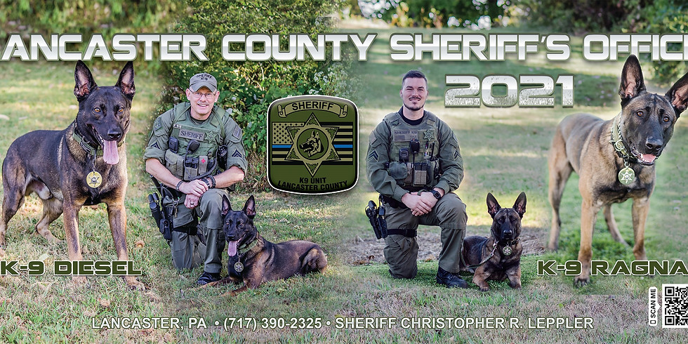 Chapter PA-2 Support: Lancaster County Sheriffs' K9 Benefit Ride