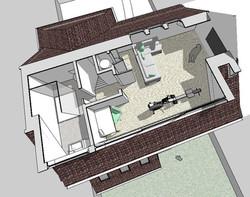 Loft spatial plan
