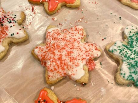 Grandma Annette's Sugar Cookies