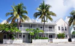 Key West Style Florida Beach houses