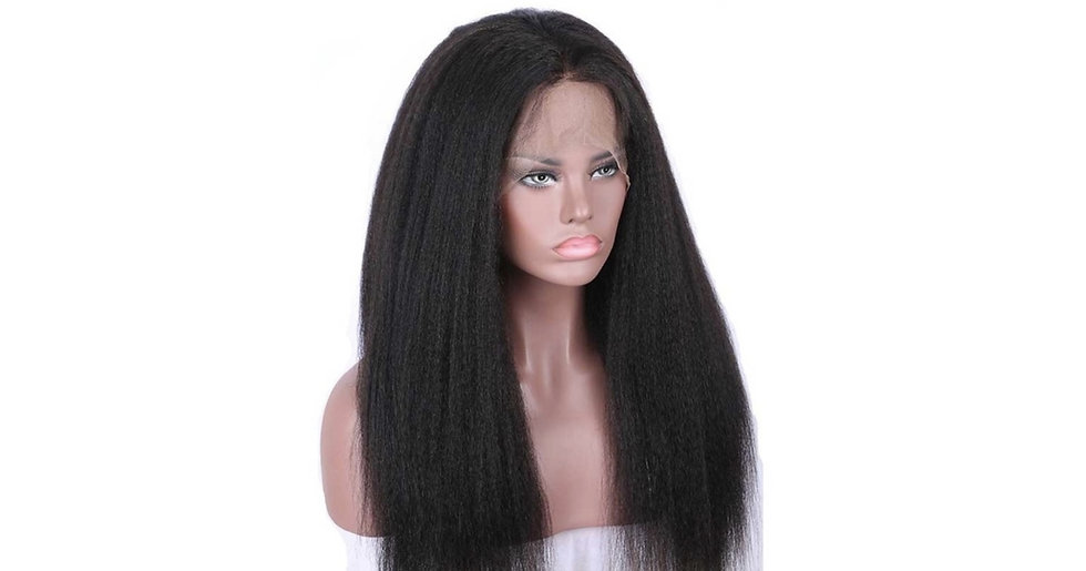 Kinky Straight (Natural Black and 613 Blonde)