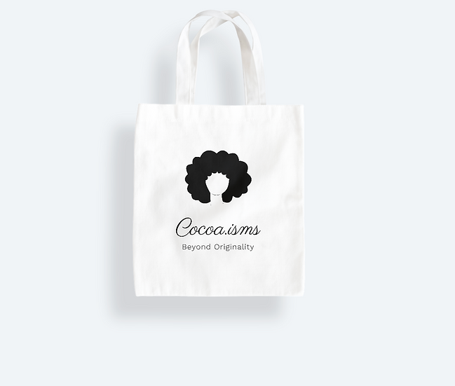 Cocoa.isms Tote Bag