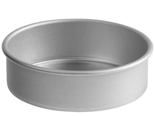 "6"" X 2"" Aluminum Cake Pan"