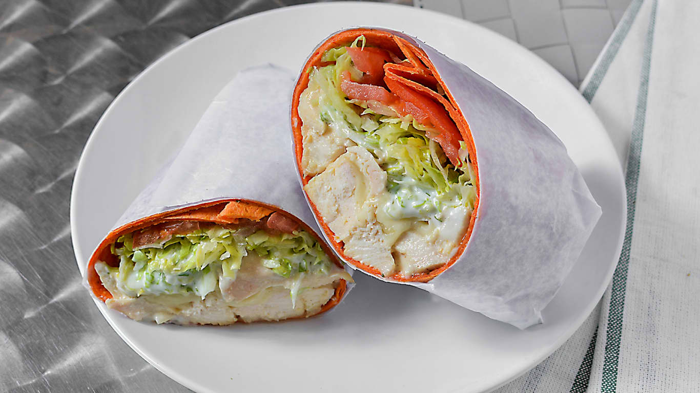 Ranch Grille Wrap DoorDash