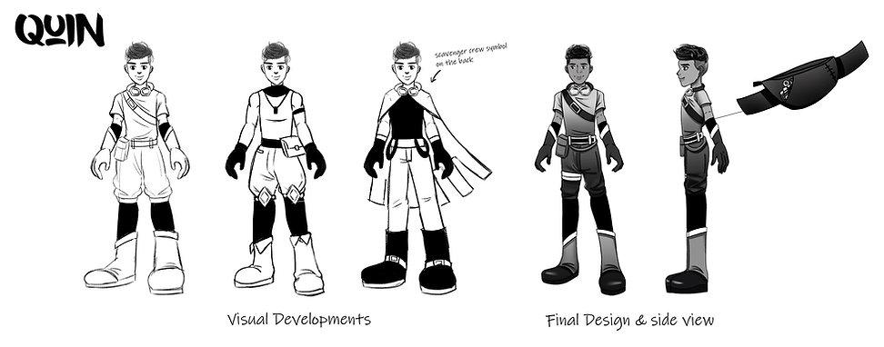 scifi design