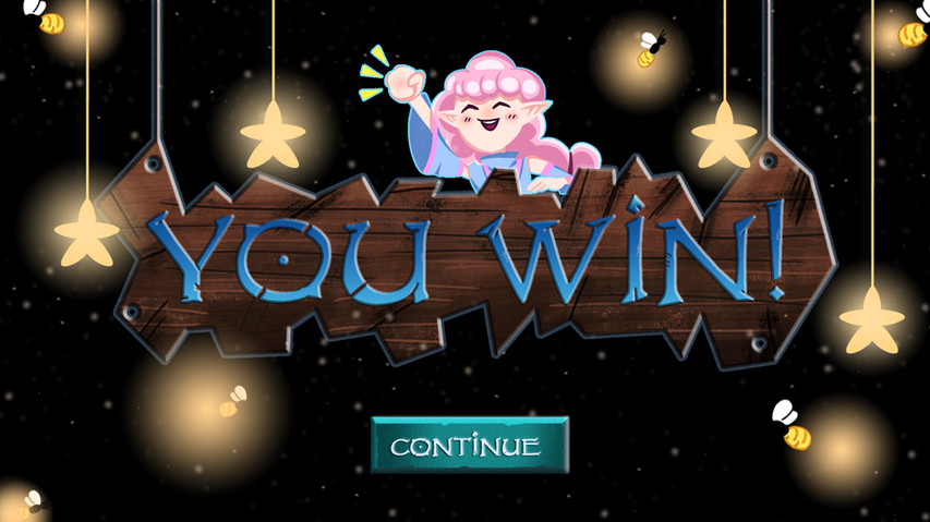 You win!